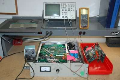 Service Physics Factory Instrument Repair Service